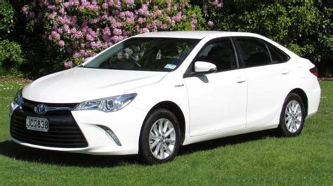 toyota camry nz toyota camry hybrid is much more than taxi fare stuff co nz