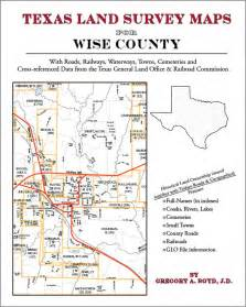 wise county land survey maps genealogy history
