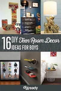 Boys Bedroom Decor Ideas decor ideas for boys http diyready com easy diy teen room decor