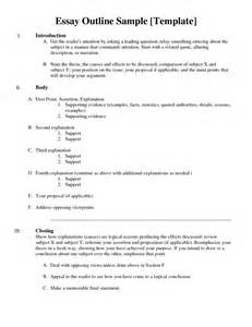 Argumentative example of a persuasive research paper outline