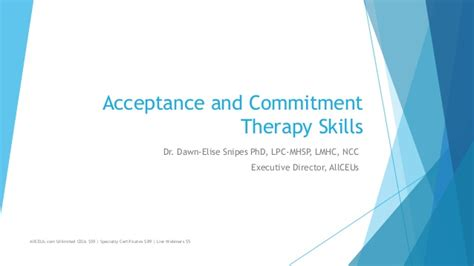learning act an acceptance and commitment therapy skills manual for therapists books acceptance and commitment therapy skills