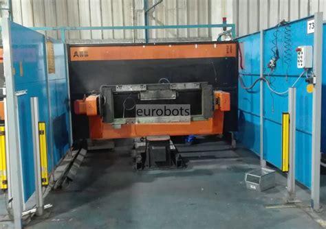 lade industriali usate abb schweissroboter mit fronius eurobots it