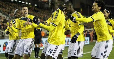 Calendario De Colombia Para El Mundial De Rusia 2018 As 237 Qued 243 El Calendario Suramericano Para La Eliminatoria