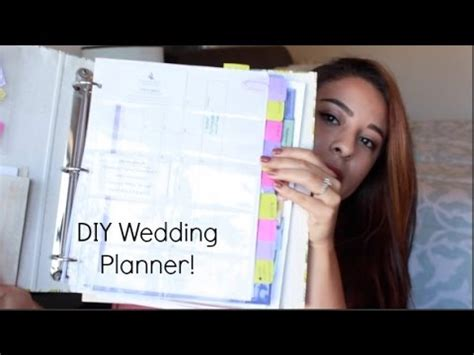 how to make a wedding planning binder your easy step by step guide how to diy wedding planning binder how to wedding
