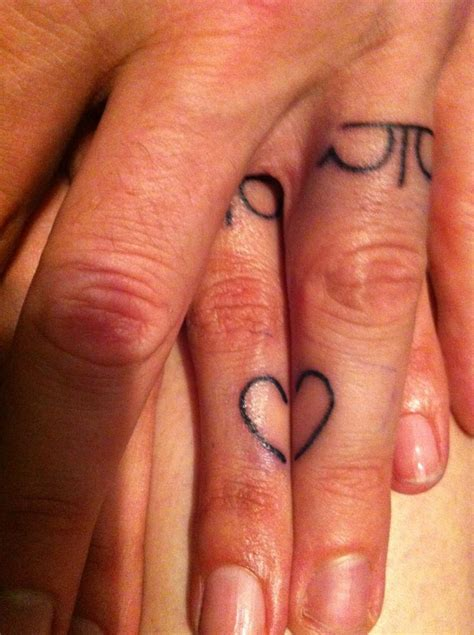 wedding finger tattoos wedding ring finger tattoos ideas