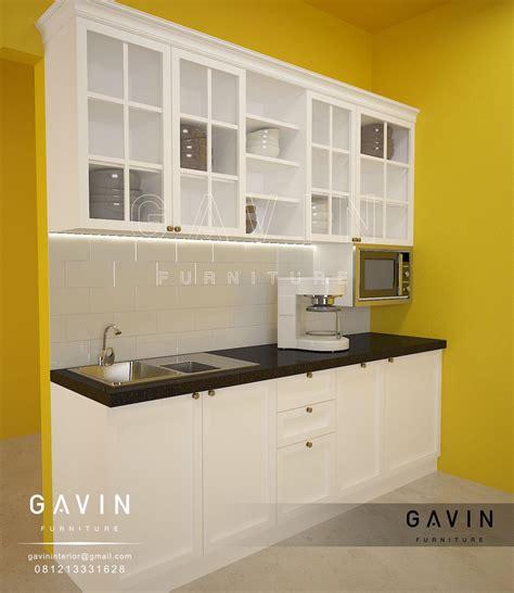 Lemari Custom Per Meter pembuatan kitchen set duco putih di kebon kelapa kitchen set minimalis lemari pakaian custom