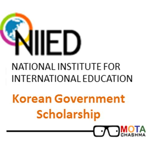 Korea Mba Scholarship by Korean Government Scholarship For Master S And Doctoral