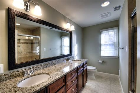long bathroom mirror mirror mate modern bathroom mirrors dc metro by