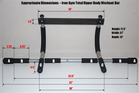 Iron Pull Up Bar Alat Fitness Olah Raga Pembentuk Otot Tubuh Seen jual iron pull up bar toko alat fitness