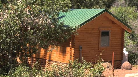Williams Cabins by New Cabins Unveiled At William Heise Park