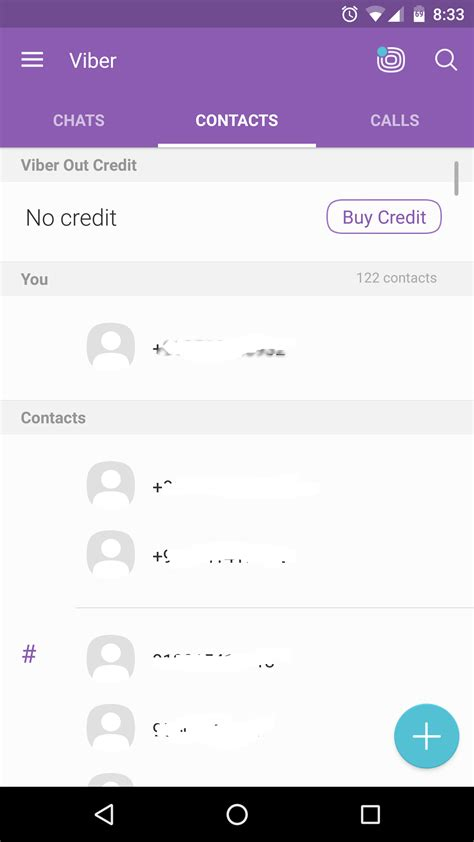 Viber Search Viber For Android Gets A Material Design Ui Update Androidpure