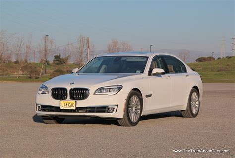 2013 Bmw 750li by Review 2013 Bmw 750li The About Cars