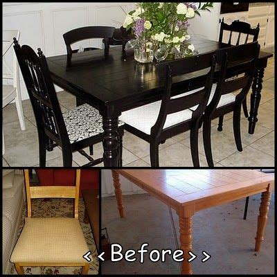 Redo Kitchen Table And Chairs 92 Best Images About Kitchen Table Redo On