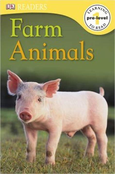 animal farm series 1 farm animals dk readers pre level 1 series by dk