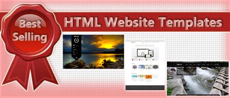 sell html templates 25 best html website templates of 2012
