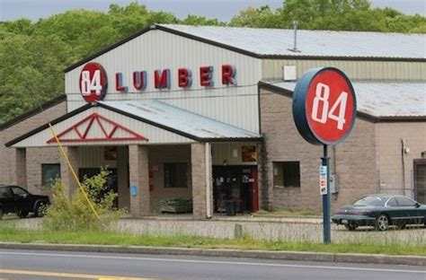 lumber84 com 84 lumber will reopen on west main street gets green