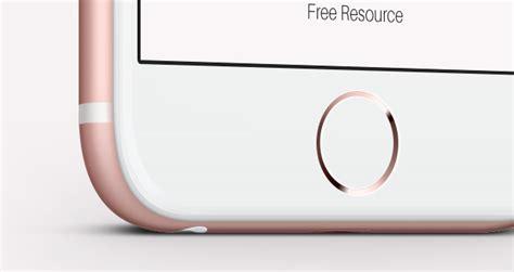 iphone  psd rose gold mockup psd mock  templates pixeden