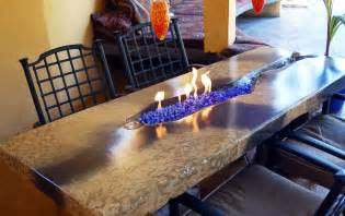 Natural Rock Fire Pit - concrete countertops amp gfrc in orlando select surface solutions