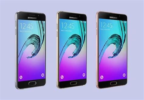 Samsung A3 A4 A5 dfcoisasdagente galaxy a7 a5 ou a3 2016 descubra o