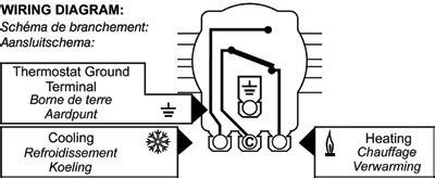120v thermostat wiring diagram wiring diagram pdf free