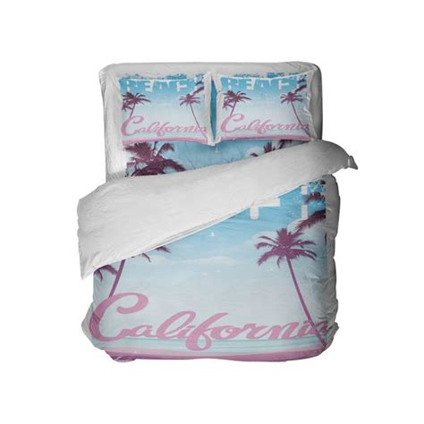 eco bedding california beach surfer bedding eco friendly beach