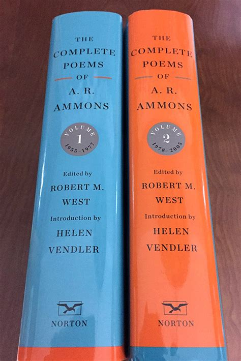 the complete poems of a r ammons volume 1 1955 1977 books msu professor lauded for major publishing