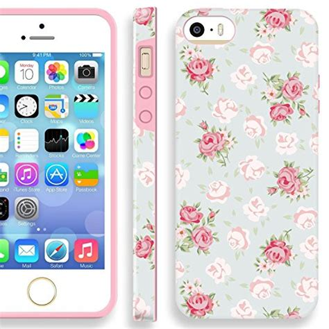 Softcase Flower Gril For Iphone5 iphone 5s cases for akna series tpu high impact soft back for