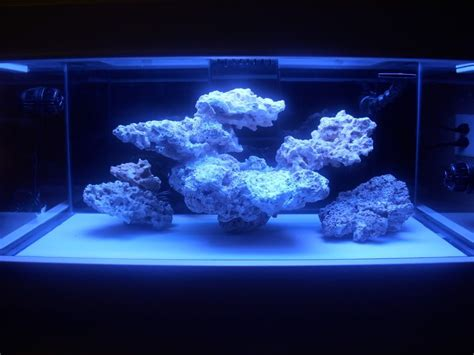 Marine Aquarium Aquascaping by Minimalist Aquascaping Page 59 Reef Central