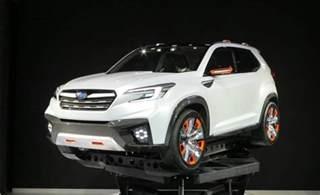 3 Row Subaru 2019 Subaru 3 Row Crossover Suv Review And Changes 2018
