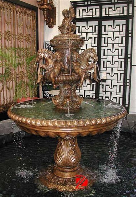 large bronze indoor horse water fountain sale buy