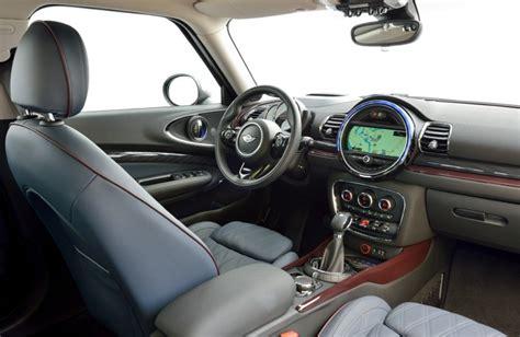 mini interno nuova mini clubman non 232 un restyling motori bergamo