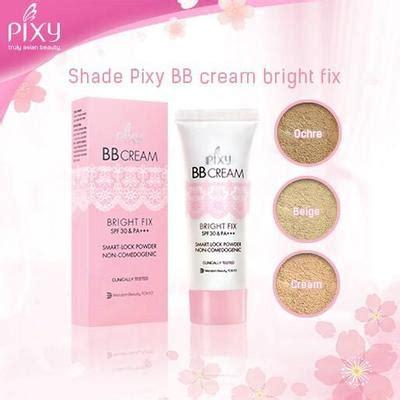 Bedak Pixy Bright rekomendasi bb lokal untuk mencerahkan wajah