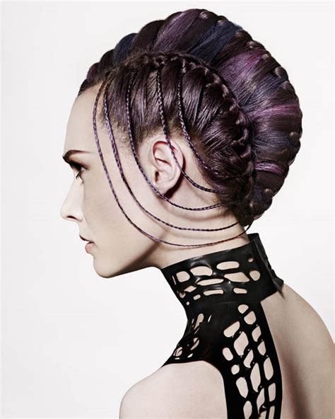 creative hairstyles book newcomer of the year 2014 rush hair beauty book now