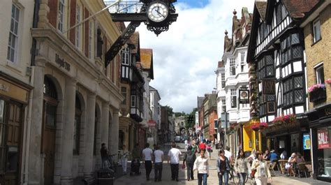 winchester named the best place to live in britain aol winchester named best place to live in britain