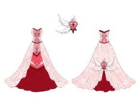 how to design a dress angel battle dress design by eranthe on deviantart