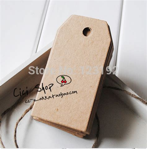 aliexpress gift card aliexpress com buy antique kraft paper gift cards tags