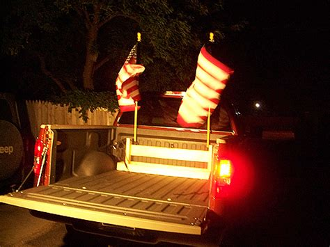 flag holder for truck bed flag mount flag holder f150online forums