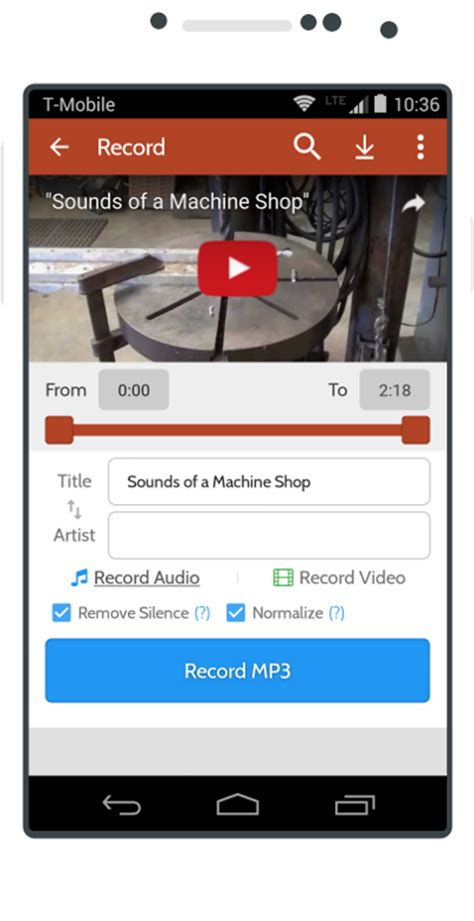 download mp3 from youtube android online peggo for android android youtube to mp3 converter