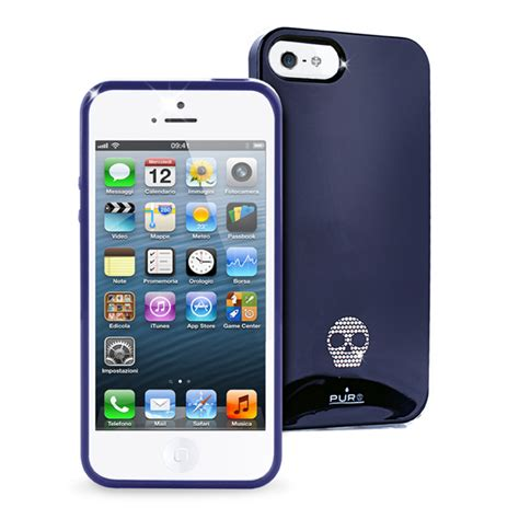 Custodia Detachable Per Iphone 5 5s Puro Puro Skull Cover Per Iphone 5 La Recensione Di Iphoneitalia Iphone Italia