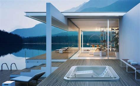 vasca idromassaggio incassata vasca idromassaggio crea la tua piccola spa in casa