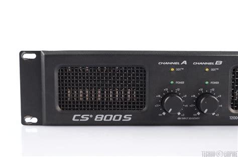 Power Lifier Peavey Cs peavey cs 800s 1200 watt professional stereo power