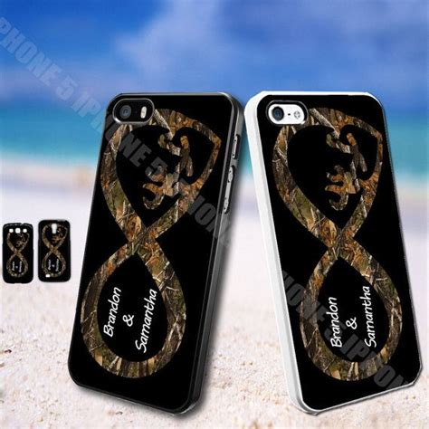 Casing Iphone 5 5s Camo Browning Custom camo browning personalized your name iphone 4 4
