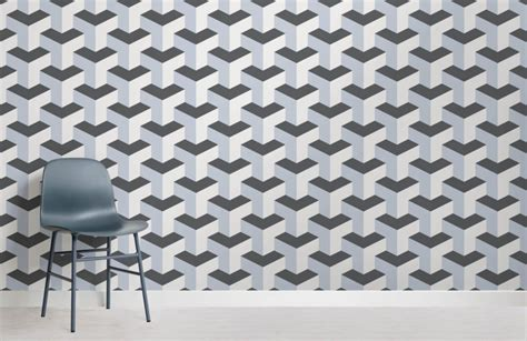 cube pattern wallpaper abstract wallpapers 28617 grey abstract cube 3d wallpaper murals wallpaper