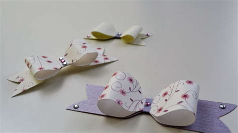 how to do craft for how to make a paper craft bow diy crafts tutorial