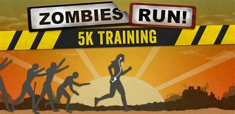 zombies run couch to 5k zombies run 5k training not your basic running app