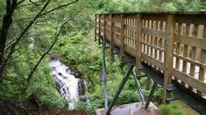alan walker waterfall the glenashdale falls eas a chrannaig 169 alan walker