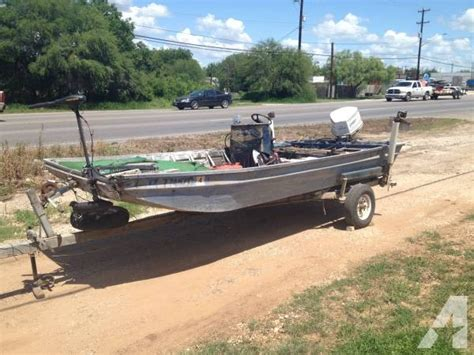 aluminum boats made in texas 1981 polar kraft aluminum flat bottom boat for sale in