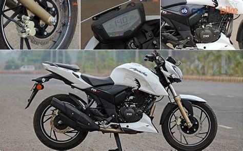 honda rtr price tvs apache rtr 200 4v price mileage review tvs bikes