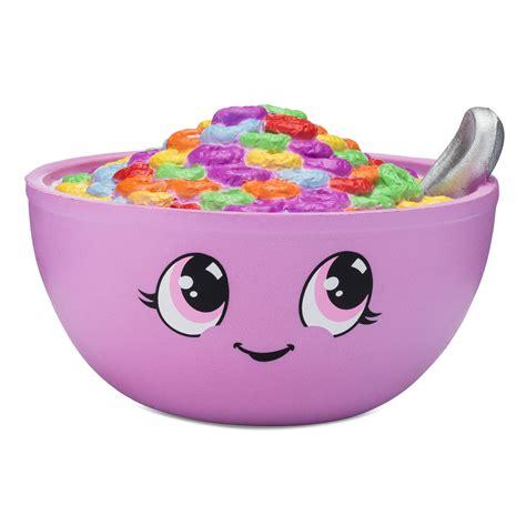 Abest Cotton Pink Slice Cake Squishy cereal bowl squishy