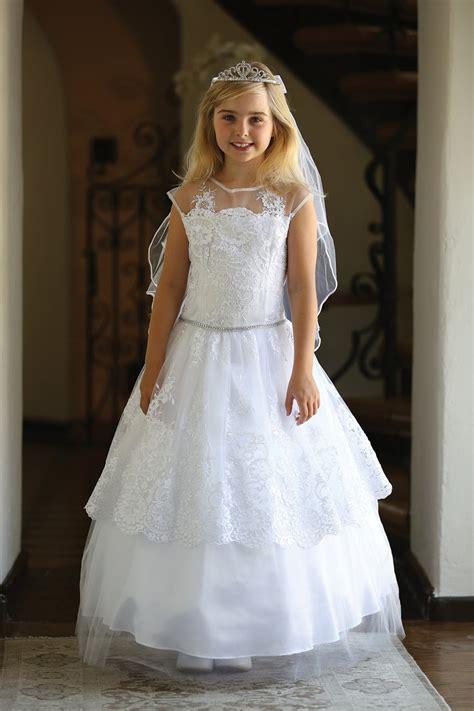 Exquisite First Communion Dress